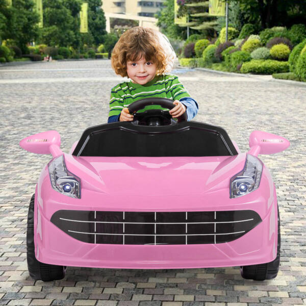 6V Electric Racing Car Toy for Kids th17h0432 zt8