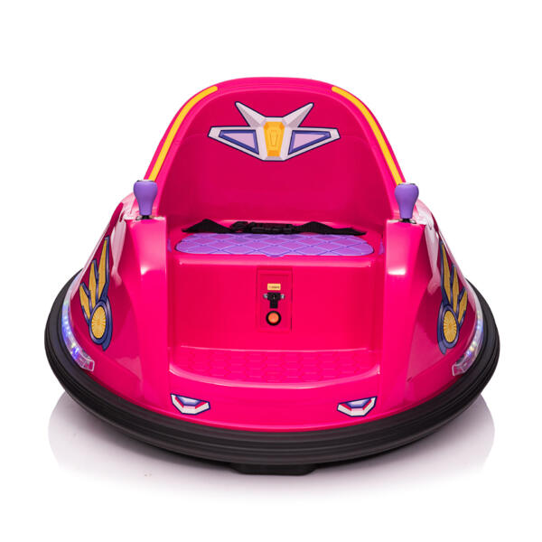 6V Kids Ride on Bumper Car Electric Rechargeable Vehicle Toy th17k0865 1