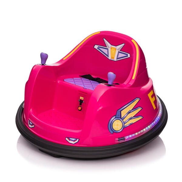 6V Kids Ride on Bumper Car Electric Rechargeable Vehicle Toy th17k0865 2
