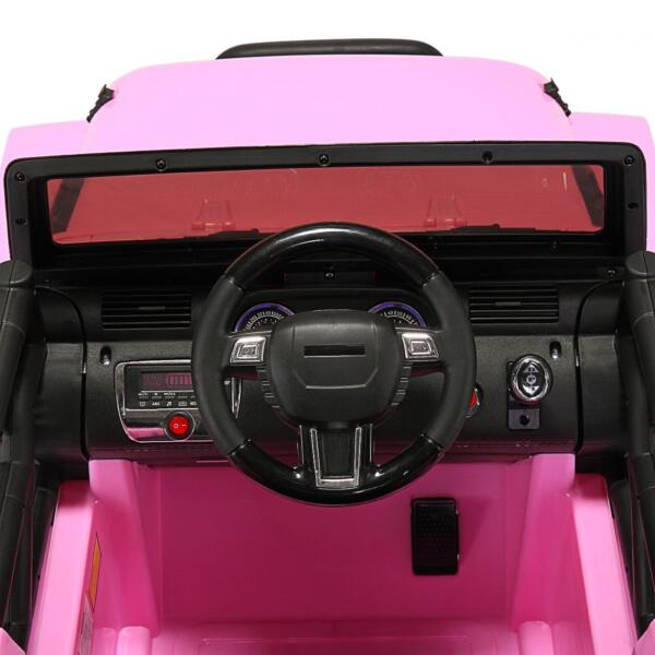 12V Battery Ride on Jeep Truck with 3 Speed th17n0364 j 3