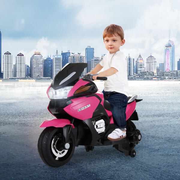 12V Ride On Children's Electric Motorcycle for Toddler th17r0546 cj 2