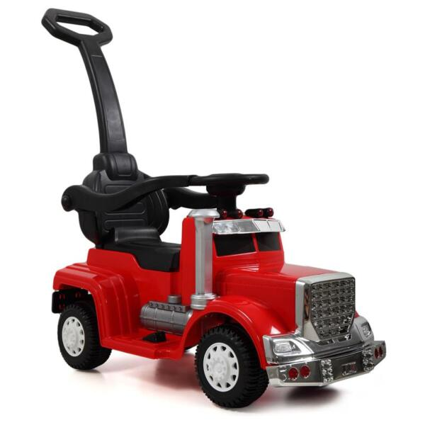 Electric Push Riding Toys Ride on Push Car for Toddlers, Red toddler push car kids electric ride on car red 0