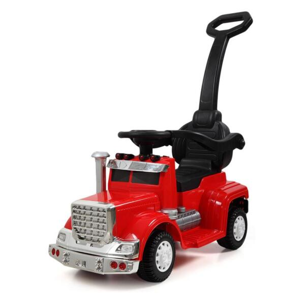 Electric Push Riding Toys Ride on Push Car for Toddlers, Red toddler push car kids electric ride on car red 13