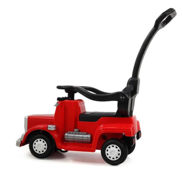 Electric Push Riding Toys Ride on Push Car for Toddlers, Red toddler push car kids electric ride on car red 14 1